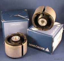 OEM BMW Rear Trailing Arm Bushing Set (2) (33326770786) - Lemforder - New