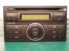 07 08 09 NISSAN VERSA FRONTIER XTERRA RADIO CD PLAYER 28185-EM31A CY40D