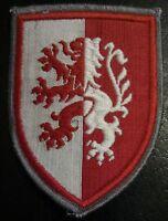 (No1044) German Bundeswehr sleeve patch insignia 5th PANZER GRENADIER BRIGADE
