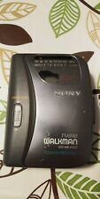 Sony Walkman Cassette Fm Am Player Wm-Fx323
