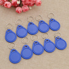 UID ReWritable RFID Keyfob Tag Token Access Control Card 10PCS 13.56 MHz Keyring