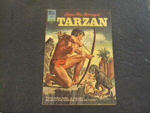 Tarzan #131 Aug '62 Silver Age Dell Comics ID:56810