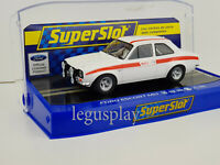 Slot Car Scalextric Superslot H3934 Ford Scort MK1 Mexico 1968 50TH Aniversario