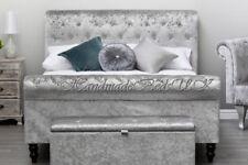 Handmade Velvet Modern Beds & Mattresses