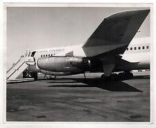 1960s GENERAL DYNAMICS Airplane PHOTOGRAPH Photo ORIGINAL Plane AVIATION Defense