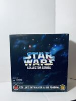 Star Wars Collector Series JEDI LUKE SKYWALKER and BIB FORTUNA 12""