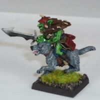 Goblin Wolfrider With Sword Warhammer Fantasy Armies 28mm Unpainted Wargames