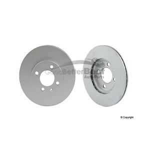 One New Meyle Disc Brake Rotor Front 1155211006/PD 6N0615301D for Volkswagen VW