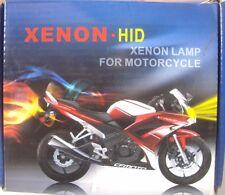 HID Headlight Kit Yana Shiki 6000K White HIDH7-55 Watt H7  For Motorcycle    P1