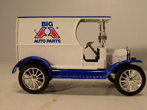 Ertl 1912 Ford Delivery Big A Auto # 7 Die Cast NOS MIB