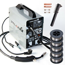 MIG Schweißgerät (ohne Gas) mit 5,45 kg Fülldraht 230 V 60 - 105 A