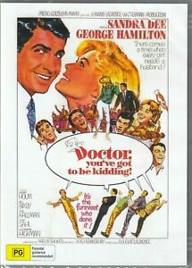 Doctor, You've Got to Be Kidding! - New and Sealed DVD