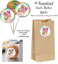 10pcs SHOPKINS Rings Birthday Party Bag Fillers,Doll Series//season 6 3 7 5 1 2 8