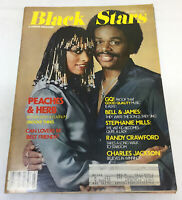 July 1979 Black Stars~PEACHES+HERB,BELL+JAMES,STEPHANIE MILLS,RANDY CRAWFORD...