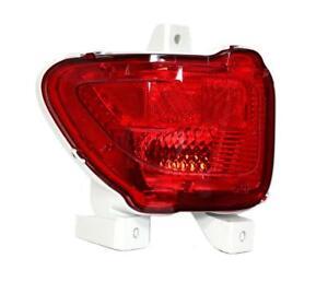 For Toyota RAV 4 MK III 2005-2012 SUV rear tail LEFT foglights