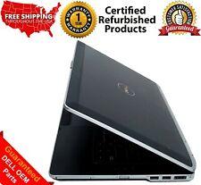 DELL LATITUDE E6430 INTEL CORE I7-3520M 2.9GHZ 8GB RAM 500GB HD WINDOWS 10 PRO