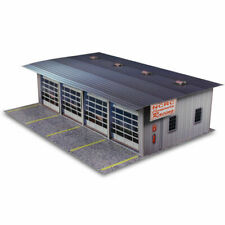 1/32 Slot Car Pit Garage Fits Carrera, Scalextric, Strombecker, Eldon, Lionel