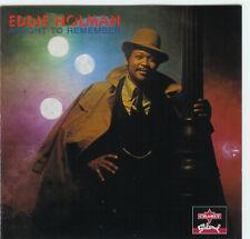 SOUL Eddie Holman A Night to remember CD 1977