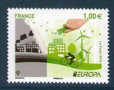 TIMBRE 5046 NEUF XX LUXE - ECOLOGIE EN EUROPE - EUROPA