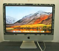 "Apple iMac 21.5"" A1311 2.5GHz i5-2400S 4GB RAM 500GB HD OS 10.13 No Top Glass"