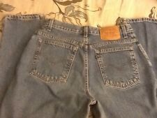 Vintage Levi's 550 Womens Medium Size 12 Misses Relaxed Fit Tapered Leg