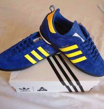Adidas x Palace Indoor BNIB Blue/Yellow Size 9.5uk