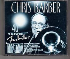 (HM971) Chris Barber, 40 Years Jubilee - 1994 Boxset CD