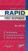 NEW - RAPID First Responder, 2e by Chapleau EMT-P  RN  TNS, Will