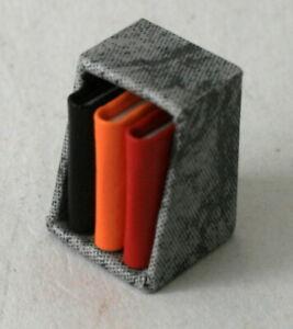 Minibuch 3 er Kassette, 10 x 12 mm, Siegfried Spengler Berlin 1998