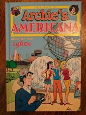 Archie's Americana vol. 3 Best of the 1960s HC hardcover comic IDW