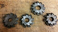 ONE Involute Gear Cutter 5 DP #3 35-54t or #4 26-34t or #8 12-13t utd national