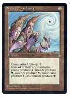 Naked Singularity  Ice Age Artifact MTG  Single Card Magic :The Gathering Rare
