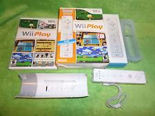 Wii Play Big Box w/ Bonus Remote - Nintendo Wii U Complete