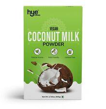 HYE FOODS Vegan Coconut Milk Powder | Keto Friendly | Dairy Free | 17.6 Oz |500g