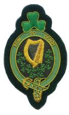 New listing Ireland Kingdom Irish Harp Clan Erin Lucky Clover Erin Patch Emerald Isle Ie 353