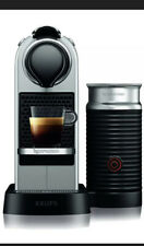 KRUPS XN 760B Nespresso Citiz&Milk Kaffeekapselmaschine mit Aeroccino / NEU