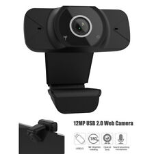 1080P HD Webcam USB Camera Built-in Microphone For Computer Laptop Video Meeting