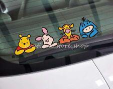 Zeichentrickfilm Winnie the Pooh Autoaufkleber Aufkleber Stickers Decals N-600