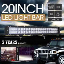 20inch 29400W Black CREE LED Driving light bar Work combo beam Offroad 4x4 flood