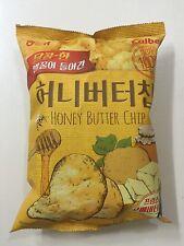 Honey Butter Chip Haitai (Korean Potato Chip) snack120g 1Pcs