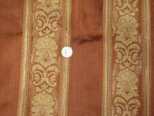 "New Beautiful Vintage medium weight Upholstery Fabric 3 yds 12"" x 55"" Very Nice"