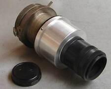 Tessar 6.3/105mm Carl Zeiss Jena lens for M42 Zenit Pentax M Praktica - EXC.