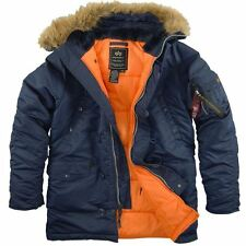 74238846 Alpha Industries Coats and Jackets for Men for sale | eBay