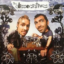 THE DISSOCIATIVES - OZ PRESS ALT ELECTRONIC ROCK CD - 2004 - SILVERCHAIR