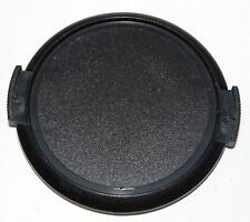 Used Lens Cap Front 55mm black