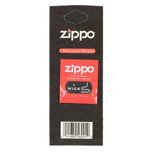 Zippo Docht/Wick - Feuerzeuge - Benzin - Zippo Zubehör - Reparatur - Starterset