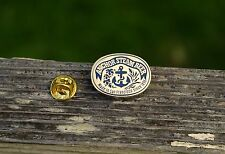 Anchor Steam Beer Made in San Francisco Since 1896 Metal & Enamel Pin Pinback