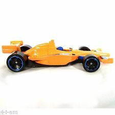 Hot Wheels 2011 INDYCAR OVAL COURSE RACE CAR Orange 2016 Multi Pack v5330 loose