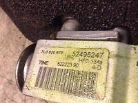 PORSCHE Cayena 955S 4.5 Radiador expender con válvula 7l0820679