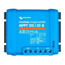 Victron SmartSolar 100/20 MPPT Solar Charge Controller - InBuilt Bluetooth